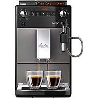 Melitta Avanza F270 - 100 Kaffeevollautomat mit integriertem Milchsystem (abnehmbaren XL Wassertank und Bohnenbehäter…