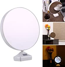 Kurtzy 2-in1 Mirror Photo Frame with Led Light For Home Decor Living Bedroom Lamp