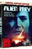 Alien Prey - uncut Vintage Edition (+ DVD) - Mediabook, limitiert auf 1.000 Stück, inkl. Booklet, HD neu abgetastet [Blu-ray]