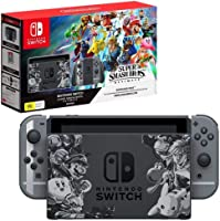 Nintendo Switch 32GB Super Smash Bro Ultimate Bundle with Download Code