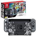 Nintendo Switch 32GB Super Smash Bro Ultimate Bundle with Download Code
