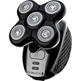 Remington RX5 Ultimate Head Shaver for Bald Men, Easy to Clean with Skin Close Results in Under 2 Minutes - XR1500 UK…