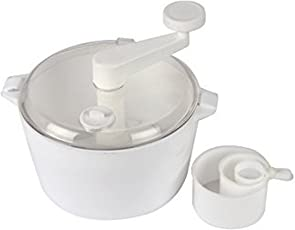 MadSan Premium Dough/Aata Maker Must for Every Kitchen (5 in One with Cups) (Assorted Color)