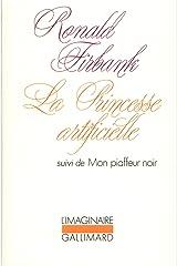 La Princesse artificielle / Mon piaffeur noir (L'IMAGINAIRE) Paperback