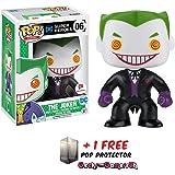 Black Suit Classic Joker (DC Comics) Funko Pop! Vinyl Figure