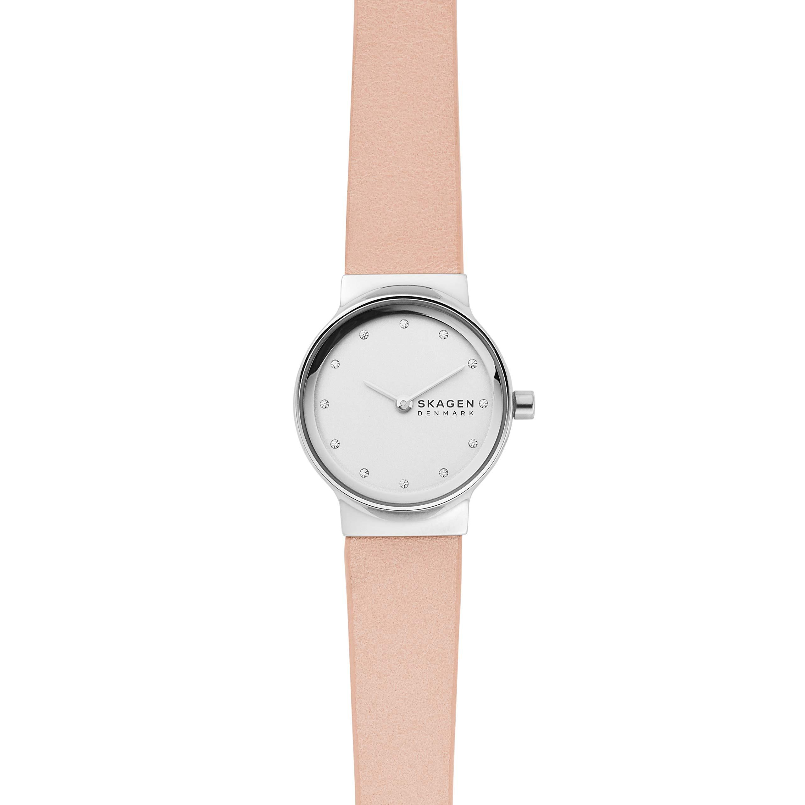 Skagen Womens Analogue Quartz Watch with Stainless Steel Strap