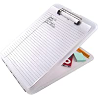 CPEX Paper & Document Storage Clipboard - Light Weight, Polypropylene Clipboard for Students, Teachers, Industrial…