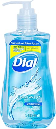Dial Liquid Hand Soap Spring Water 221ml