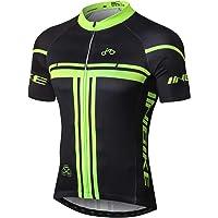 INBIKE Cycling Jerseys for Men Breathable Bike Shirt Top Mens