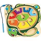 Hape - E1705 - Labyrinthes Magnétiques - Colorback Sea Turtle