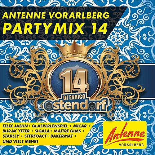 antenne vorarlberg partymix vol. 6