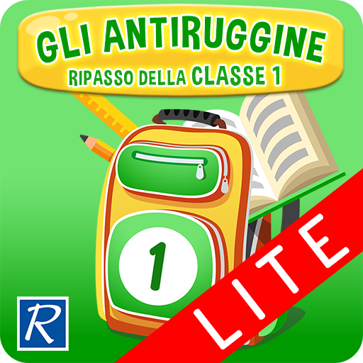 Gli Antiruggine - Ripasso per classe 1 LITE