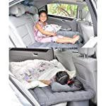 Kawachi WV001RCA0160 Car Travel Organizer Bed