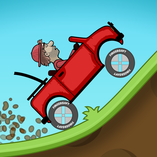 Hill Climb Racing (Android Spiele-apps)