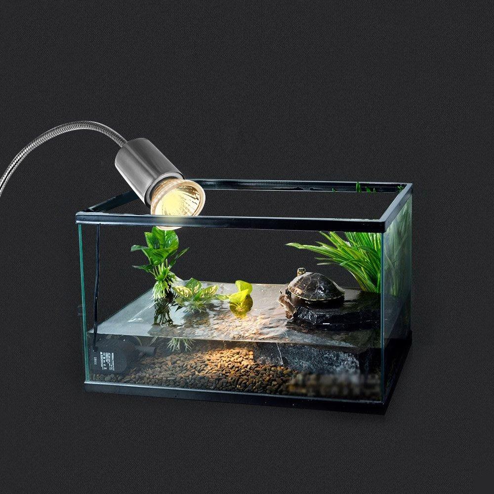 Decdeal 25w Uva Uvb 360 Lampe Chauffante Lampes De Chauffage Et