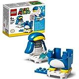LEGO71384SuperMarioPenguinMarioPowerUPPack,UitbreidingssetGlijdendKostuum