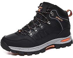 Walking Boots Mens Womens Trekking Boots Lightweight Outdoor Hiking Shoes