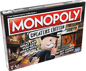 Monopoly Cheaters Edition Family Game