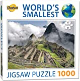 Cheatwell Games World's Smallest 1000 Piece Puzzle Machu Picchu