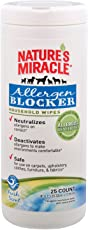 Nature's Miracle Allergen Blocker Household Wipes 25ct (NM-5440)
