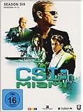 CSI: Miami - Season 6.2 [3 DVDs]