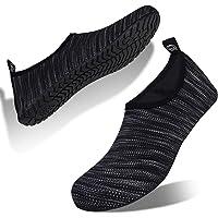 WateLves Chaussettes de Sport Aquatique de Nager de Surf de Yoga et de Plage d'eau Poids Léger Séchage Rapide Pieds Nus…