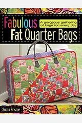 Fabulous Fat Quarter Bags Taschenbuch