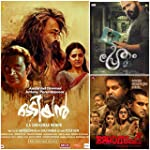 Malayalam New Released Super hit 3 Movies DVD Combo pack Check Discription before Purchasing.