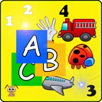 My 123's, ABC's, and Colors Kindle Edition