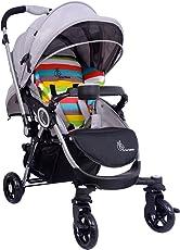 R for Rabbit Chocolate Ride - The Designer Stroller/Pram (Rainbow)