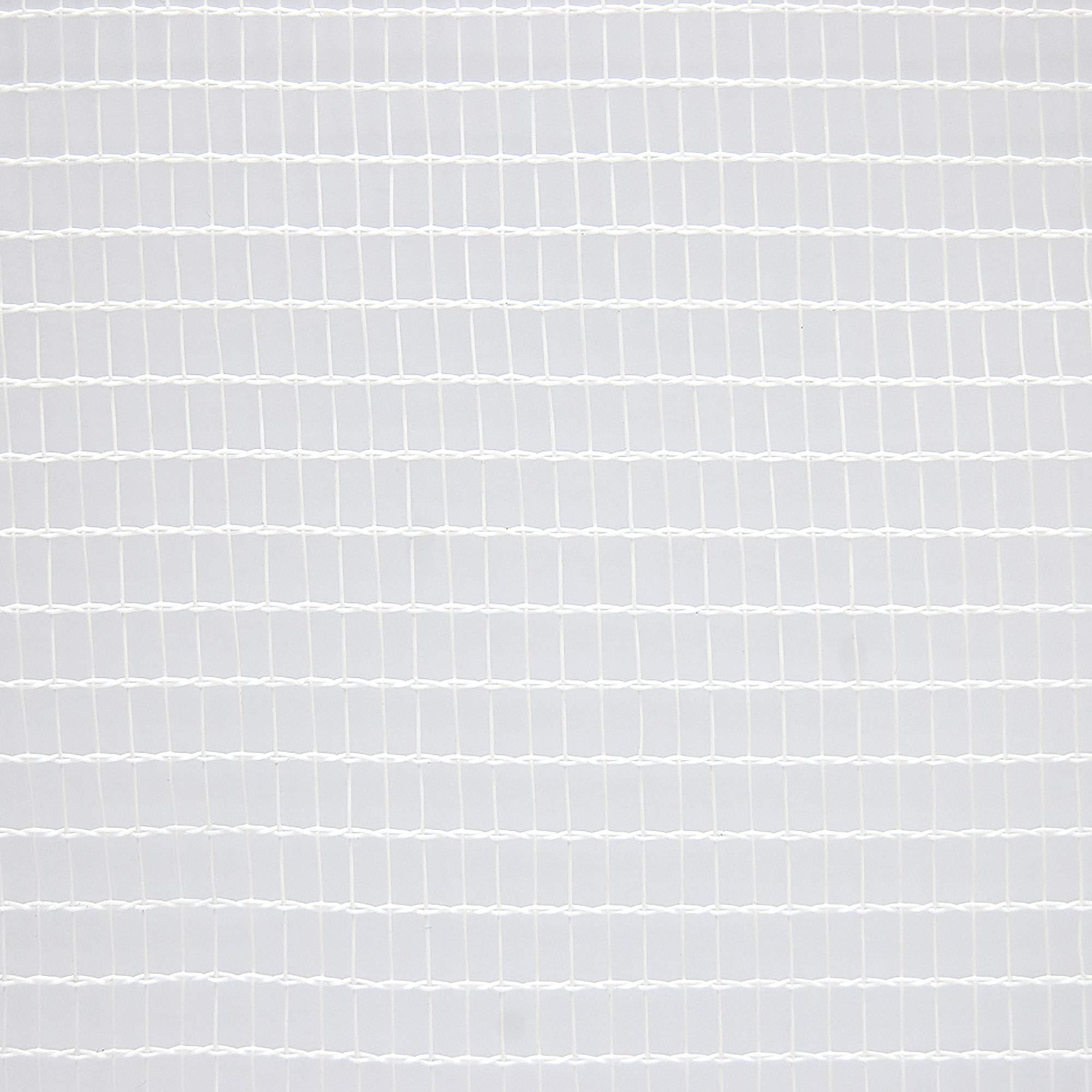Grillage Anti-grêle Professionnel Blanc 4 x 5 m