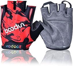 iwish New Style Kind dünn Half Finger Outdoor Sports Handschuhe Bike Handschuhe Kinder