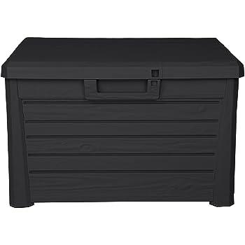 Ondis24 Kissenbox Nevada Kompakt Auflagenbox Gartenbox Allzweckbox