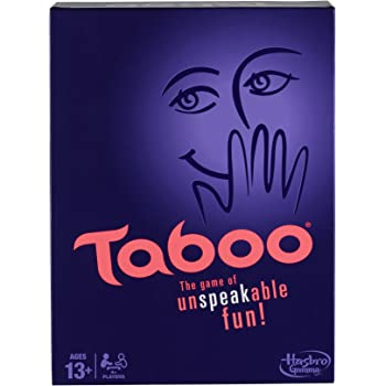 Hasbro Gaming Taboo Game