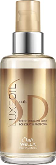 Wella Professionals SP LuxeOil Reconstructive Elixir For Keratin Protection 100ml