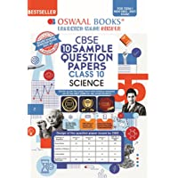 Oswaal CBSE Sample Question Paper Class 10 Science Book (For Term I Nov-Dec 2021 Exam)