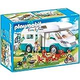 Playmobil - Famille et Camping-Car - 70088