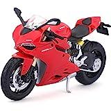 2011 Ducati 1199 Panigale [Maisto 20-11108], Red, 1:12 Die Cast