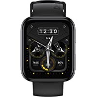 realme Smart Watch 2 Pro (Space Grey) with 1.75 inch (4.4 cm) HD Super Bright Touchscreen, Dual-Satellite GPS, 14-Day…