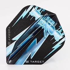 5 x Sets of Target Phil Taylor Vision Edge Standard blau Dart Flights