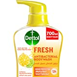 Dettol Fresh Showergel & Bodywash for effective Germ Protection & Personal Hygiene (protects against 100 illness causing germ