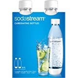 Sodastream Bruisfles, vaatwasmachinebestendig, groot, 1 l, gewicht: 0,17 kg, materiaal: Tritan