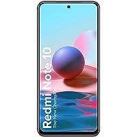 Redmi Note 10 (Frost White, 4GB RAM, 64GB Storage) - Super Amoled Dot Display | 48MP Sony Sensor IMX582 | Snapdragon 678…