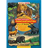 Original Panchatantra Stories for children (Fully Illustrated 300 pages) (Hardbound)