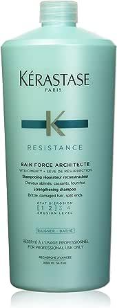 Kerastase Shampoo riparatore Bain de Force Architecte 1L, 1000 ml