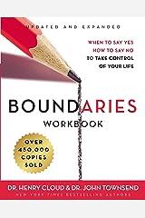 Boundaries Workbook Paperback