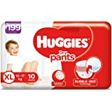 Huggies Dry Pants, Extra Large (XL) Size Diapers, 10 count
