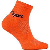 Rainbow Socks - Ragazza e Ragazzo Neon Calze Sportive