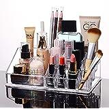 MOOKLIN ROAM Organizador de Maquillaje Caja Cosméticos Transparente Acrílico Joyería Organizador Maquillaje Exhibición de Est