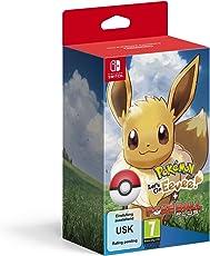 Pokémon: Let's Go, Évoli!+ Pokéball Plus - [Nintendo Switch]